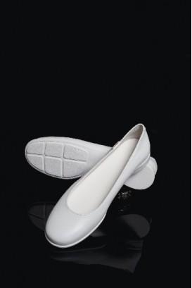 Ballerines CANDRA blanc