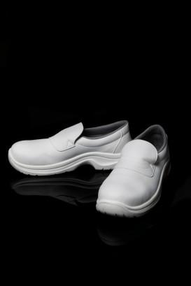 Chaussures sécurité SACHA mixtes blanc