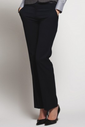 Pantalon HEDEA Bleu marine