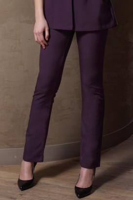 Pantalon Savane Prune