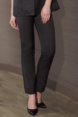 Pantalon Savane Gris
