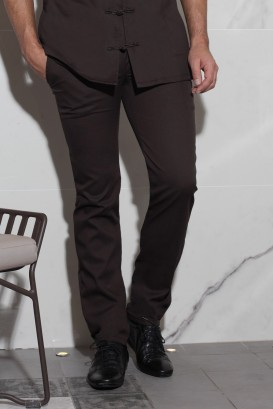 Pantalon indochine New chocolat