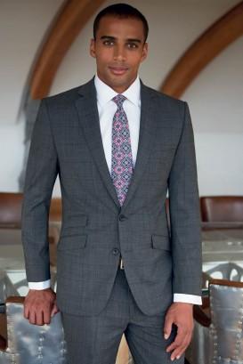 Veste Cassino prince de Galles gris 1