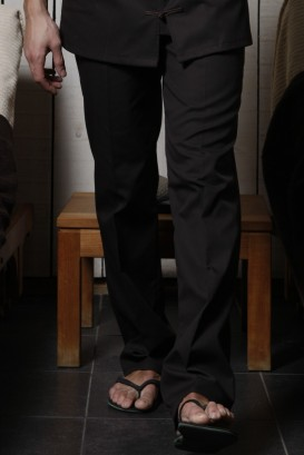 Pantalon INDOCHINE HOMME chocolat